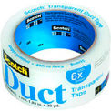 3M™ Scotch® Transparent Duct Tape 2120-A, 1.88 in x 20 yd