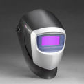 3M™ Speedglas™ Helmet 9000 with Auto-Darkening Filter 9002V, 1/case