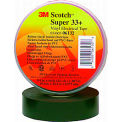 "3M™ Scotch® Super 33+™ Vinyl Electrical Tape, 3/4"" x 66' 80610833826"
