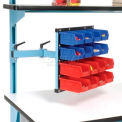 Articulating Bin Panel - Blue