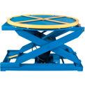 Bishamon® EZ Loader Self-Leveling Pallet Carousel Positioner 250-4000 Lb.