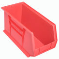 Akro Bins Plastic Stacking Bin 8-1/4 X 18 X 9 Red