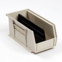 Akro-Mils Divider 40230 For AkroBin® Stacking Bins #184812, #184813 & #188014 Price for pack 6