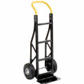 "Harper Ultra Lite Nylon Hand Truck 10"" Pneumatic Wheels"
