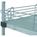 "Ledge 24""L X 4""H for Nexel® Solid Shelves"