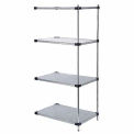 48x18x74 Galvanized Steel Solid Shelving Add-On