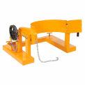 Forklift Tilting Drum Dumper 800 Lb. Capacity