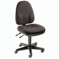 Multifunction Office Chair - Fabric - Black