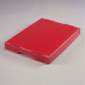Corrugated Plastic Tote Lid Red