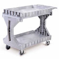 Akro-Mils® 30936 Two-In-One Plastic ProCart™