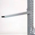 "Cantilever Rack Straight Arm, 24"" L, 2000 Lbs Capacity"