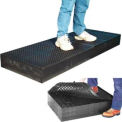 "7/8"" Thick Anti Fatigue Mat - Black 24X36"