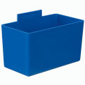 Little Bin For Plastic Stacking Bins - 2-3/4 X 5-1/4 X 3 Blue