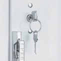 Lyon Built-In Cylinder Key Lock With 2 Keys
