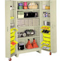 "Lyon Storage Cabinet With Tilt Bins PP1127 - 38""W"