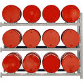 3 Tier Drum Pallet Rack Add-On Unit