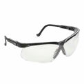 Genesis Spectacle Black Frame Clear Lens, Hard Coat, S3200