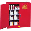Paint & Ink Cabinet Self Close Double Doors Vertical Storage