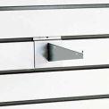 "14"" Flat Shelf Bracket - Pkg Qty 6"