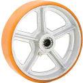 """6"""" x 2"""" Polyurethane Wheel - Axle Size 1/2"""""""