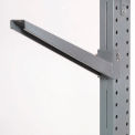 """Cantilever Rack Inclined Arm 48"""" L, 600 Lbs Capacity"""