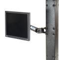 Flat Panel Monitor Arm - Black