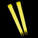 Glow Stick 6 Inches Yellow