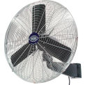 "Global Oscillating Wall Mount Fan 30"" Diameter"