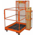 Forklift Maintenance Platform Easy To Assemble 36x48