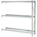 Heavy Duty Tire Rack 3 Tier Add-On 96x18x72