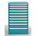 Modular Storage Drawer Cabinet 36x24x60