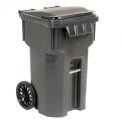 Otto Mobile Trash Container - 65 Gallon Gray