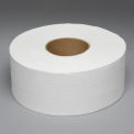 "Boardwalk 2-Ply Jumbo Bath Tissue 9"" Dia., White 1000 Ft./Roll, 12 Rolls/Case - BWK6100"