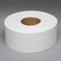 "Boardwalk 2-Ply Jumbo Bath Tissue 9"" Dia., White 1000 Ft./Roll, 12 Rolls/Case - BWK6100"