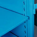 Lyon Heavy Duty Additional Shelf 48x24 - Blue