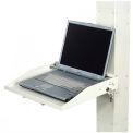 Locking Laptop Tray - Beige