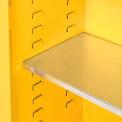 "Jamco Flammable Liquid Cabinet Shelf GS123 - 19-3/4""W x 14-1/8""D"