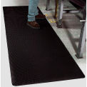 Corrugated Non-Conductive Vinyl Anti Static Mat 2'W CUT LENGTH