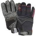 Ergodyne® ProFlex® 821 Silicone Handler Gloves - Black, Large, 1 Pair