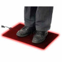 "Heated Floor Mat 21""L X 14""W"
