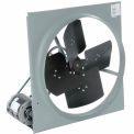 TPI 48 Exhaust Fan Belt Drive CE-48B 1 HP 21500 CFM 1 PH