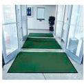 "Entryway Mat Inside Final Drying 36"" X 120"" Green"