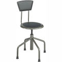 Diesel Low Base Stool With Back