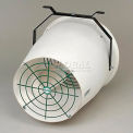 "J&D 20"" Fiberglass Funnel Fan Variable Speed VU20F 1/3 HP 4200 CFM"