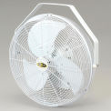 "J&D 18"" Fan With Wall Ceiling Bracket POW18 1/8 HP 3120 CFM"