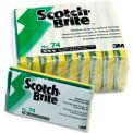 3M™ Scotch-Brite™ Medium-Duty Scrubbing Sponge - 10 Ct., MMM74CC