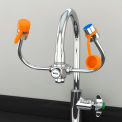 Faucet Mounted Eye and Face Wash Unit