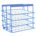 "Gravity Flow Starter Rack 96""W x 48""D x 96""H"
