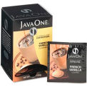 Java One® French Vanilla Coffee Pods, Regular, Single Cup, 14 Pods/Box