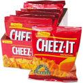 Cheez-It Cracker Single Serving Snack Pack, 1.5 Oz, 8/Box